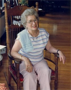 Anna Margaret Anne <i>Tierney</i> Angel