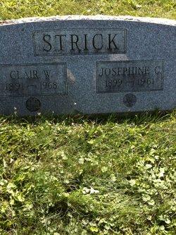Josephine <i>Conrad</i> Strick