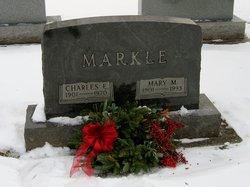 Mary Delia <i>Marcus</i> Markle