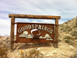 Goodsprings Cemetery