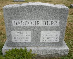 Florence V Burr