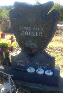 Bryan Cecil Joiner