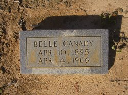 Belle Canady