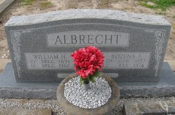 William Henry Albrecht