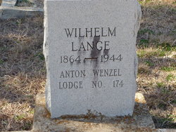 Wilhelm Lange