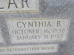 Cynthia Mary <i>Brock</i> Bazar