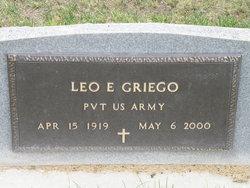 Leo E Griego