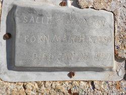 Sallie Catharine <i>Wall</i> Boynton