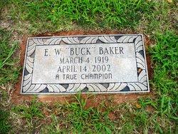 Elzie Wylie Buck Baker
