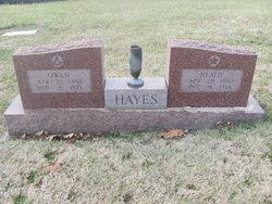 Nealie Hayes