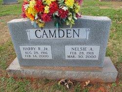 Nelsie Augusta <i>Arthur</i> Camden