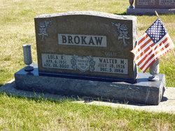 Walter Milo Ollie Brokaw