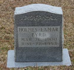 Holmes Lamar Byrd