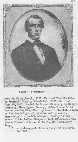 Samuel Ellenwood