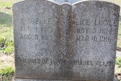 Alice Lucille Allen