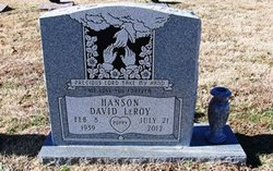 David LeRoy Hanson