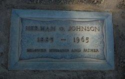 Herman Orlando Johnson