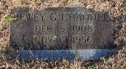 Dewey Garfield Channell