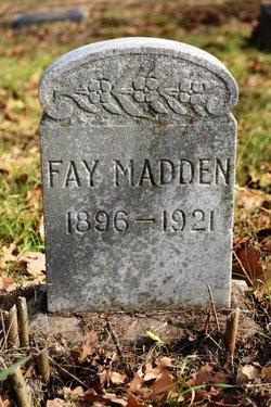 Arron Fay Madden