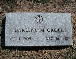 Darlene M Babe <i>Gwin</i> Groll