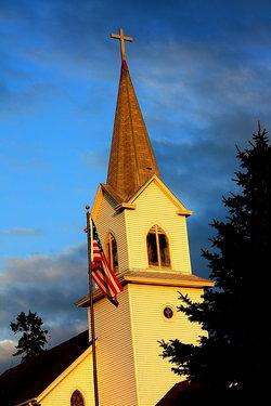 Trefoldighed Lutheran Church Cemetery