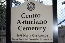 Centro Asturiano Cemetery (old)