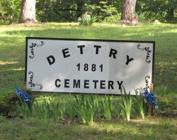 Dettry Cemetery