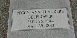 Peggy Ann <i>Flanders</i> Belflower