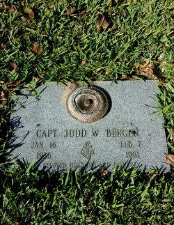 Judd Walter Bergen