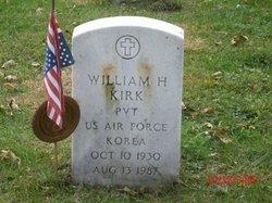 Pvt William H. Kirk