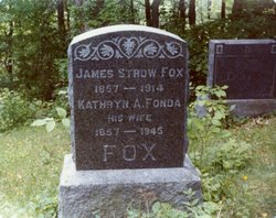 Kathryn Alida <i>Fonda</i> Fox
