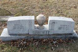 Angeline <i>Davis</i> Barnett