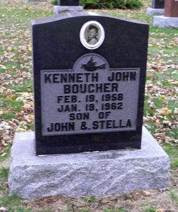 Kenneth John Boucher