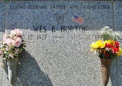 Wes B. Horton