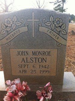 John Monroe Alston