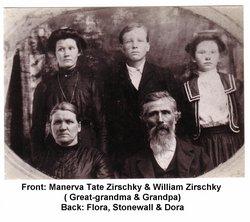 William Zirschky