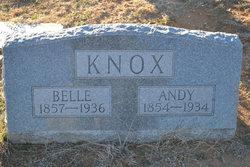Irene Belle <i>Pettigrew</i> Knox