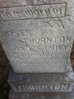 Bosen Thornton