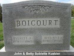 Everett Alton Boicourt
