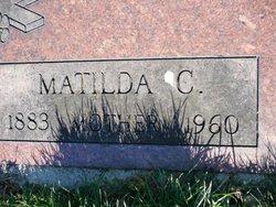 Matilda Cecilia Tillie <i>Ehlinger</i> John