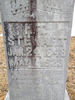 H T Stewart