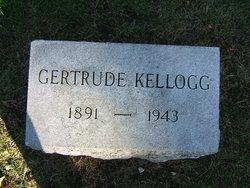 Gertrude Elbertine Kellogg