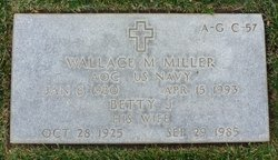 Wallace M Miller