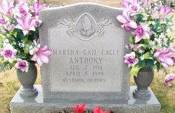 Martha Gail <i>Cagle</i> Anthony
