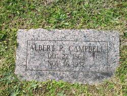 Albert Richey Campbell
