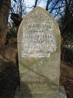 James W Adkisson