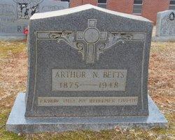 Arthur Noah Betts