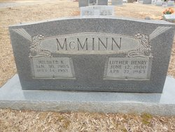 Luther Henry McMinn