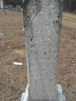 Sudena D <i>Reed</i> Vails