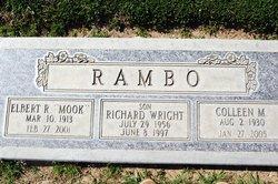 Elbert R. Mook Rambo
